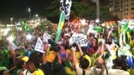 Rousseff-Gegner feiern Amtsenthebungs-Votum