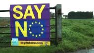 Thema Einwanderung spaltet die Briten