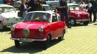 Goggomobil-Treffen in Nürnberg