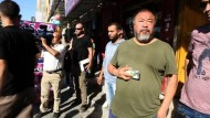 Ai Weiwei ist Flüchtlingen in Gaza auf der Spur