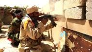 Großangriff auf IS-Hochburg Falludscha