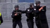 Terror In Frankreich Heute