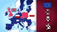 Die vielen Opt-Outs der EU