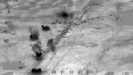 Mehr als 150 IS-Kämpfer bei Luftangriffen im Irak getötet