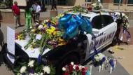 Bürger fassungslos nach Mord an Polizisten