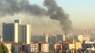 Putschversuch stürzt Türkei ins Chaos