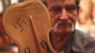 Geigen aus dem Holocaust erklingen in Israel