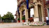 Trauer und Wut nach Attentat auf Kirche in Frankreich