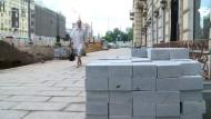 Moskau will fußgängerfreundlich werden
