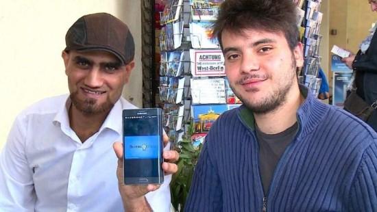 Syrische Flüchtlinge entwickeln Bürokratie-App