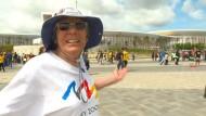 Diese Frau ist seit 56 Jahren bei Olympia dabei
