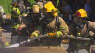 Ein Camp für Feuerwehrfrauen