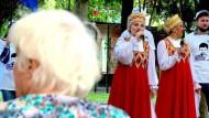 Kreml-treue Kandidaten auf der Krim