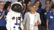 Deutschland sucht die erste Frau für das Weltall