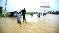 Hurrikan Matthew hinterlässt Verwüstung in der Karibik