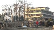 Zeugen schildern Anschlag auf deutsches Konsulat