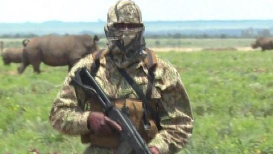Mit Antiterror-Kämpfern gegen Wilderer