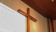 Muslimische Flüchtlinge werden zu Christen