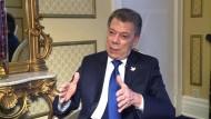 Nobelpreisträger Santos: Weg zum Frieden ist noch lang