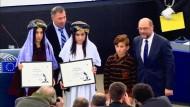Sacharow-Preis für junge Jesidinnen