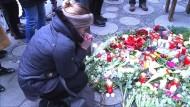 Berliner fassungslos und traurig nach Anschlag