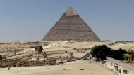 Touristenflaute macht Ägyptens Pyramiden zu schaffen