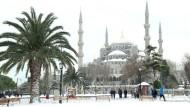 Touristen meiden Istanbul nach Jahr des Terrors