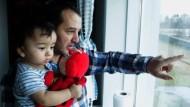 Syrische Flüchtlinge sind in Island glücklich