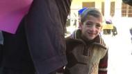 Wieder Regelbetrieb in Mossuls Schulen
