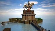 In Indien soll die größte Statue der Welt entstehen