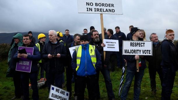 Dublin lehnt bilaterale Grenzgespräche mit London ab