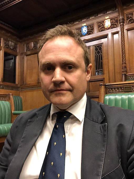 Tom Tugendhat (Konservative) ist Vorsitzender des Auswärtigen Ausschusses des Unterhauses.