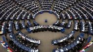 Die Abgeordneten des Europäischen Parlaments sind von den Völkern gewählt.