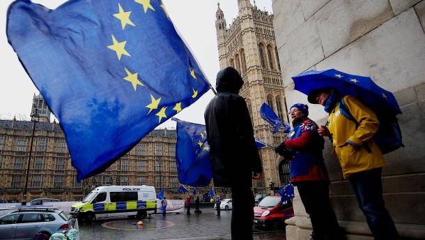 Schäuble erwartet Verbleib der Briten in der EU