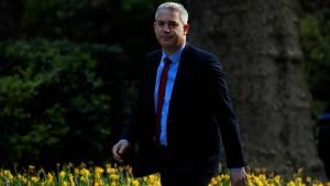 Brexit-Minister bereit zu flexiblem Aufschub