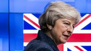 May will mehr Zeit für Verhandlungen