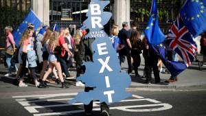 Ein Brexit im Tumult?