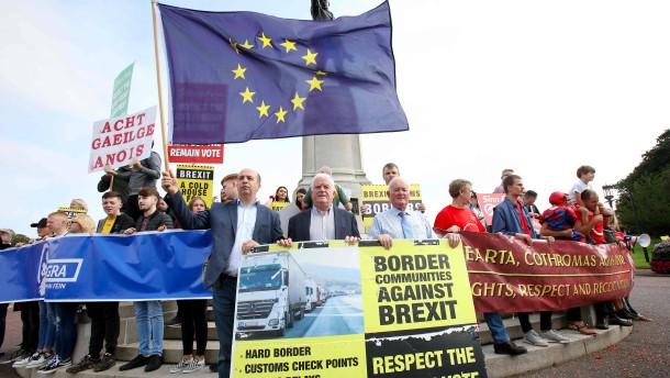 EU sieht keine Basis für neue Brexit-Gespräche