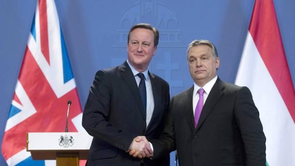Orban will in Wahlkampf eingreifen