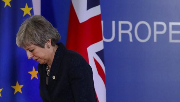 May soll Rücktritt in Aussicht gestellt haben