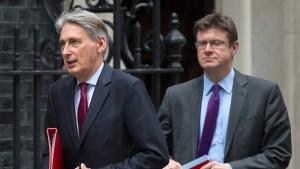 Vorkämpfer für einen moderaten Brexit