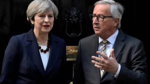 London blockiert EU-Haushaltsbeschluss