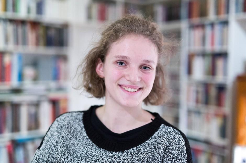 """Hannah Lübbert sorgt sich wegen des Klimawandels: """"Wenn man jetzt nichts macht, nimmt man uns die Zukunft."""""""