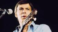 Reinhard Mey in den siebziger Jahren