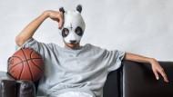 Der Panda unter den Sprachvirtuosen: Cro