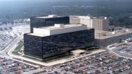 Werden wohl am schwersten von der Idee zu überzeugen sein: Die Geheimdienste, hier das Hauptquartier der amerikanischen NSA.