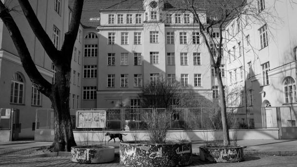 Cordula Heckmann - Die Schulleiterin, die die aus der ehemaligen RŸtlischule hervorgegangene Neukšllner Gemeinschaftsschule auf- und umbaut.