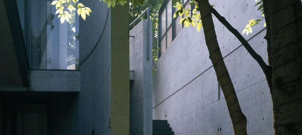 Der japanische Architekt Tadao Ando