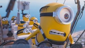 Wo die gelben Kerle thronen