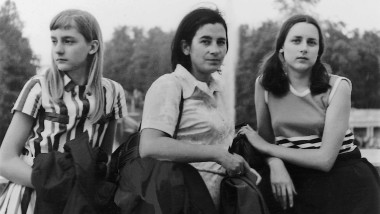 Die sechste Reise: Christa Wolf 1970 mit ihren Töchtern.